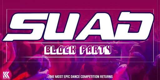 Shut Up & Dance|Block Party