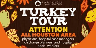Turkey Tour @ Paradigm at Woodwind Lakes