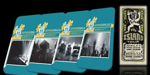 """Live Bait""  Phish Tribute Recreates The 98 Island Tour"