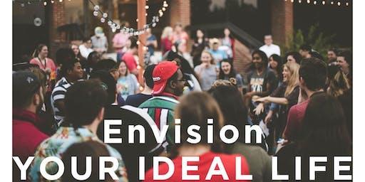 Vision Board - Sip n Social