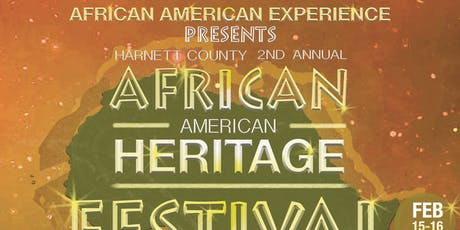 2nd Annual Harnett County African American Heritage Festival tickets