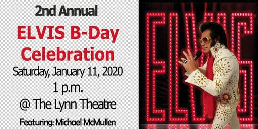Elvis Presley Birthday Bash Concert Celebration