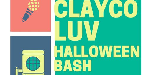 ClayCo Luv: Halloween Bash