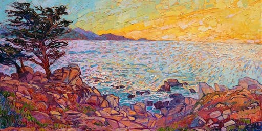 Grand Opening - The Erin Hanson Gallery, Carmel