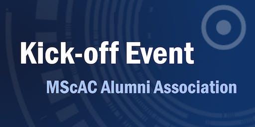 MScAC Alumni Kick-off Event