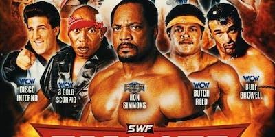 SWF Wrestling presents Fallout 2019