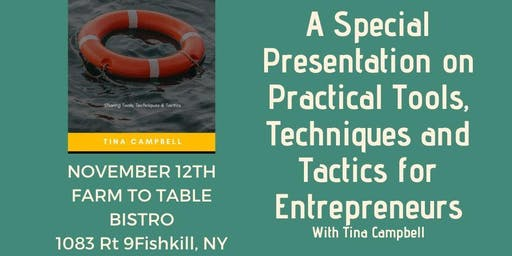 S. Dutchess (East Fishkill) Biz Networking Mixer with a Special Presentation
