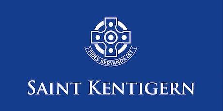 December-  St Kentigern Kentoris Choir and Meadow Restaurant Fundraiser tickets