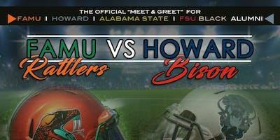 Football Fridays - The Ultimate Vibe - A Meet & Greet with Alumni from: Alabama State, FAMU, FSU Black Alumni & Howard