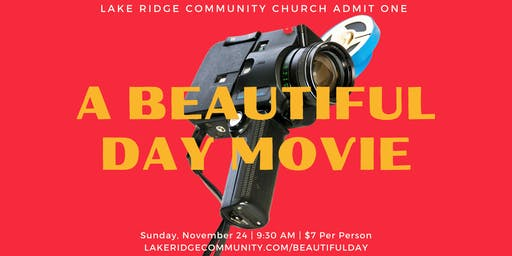 A beautiful day movie