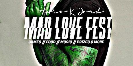 AFRO K.JOND: MAD LOVE FEST tickets