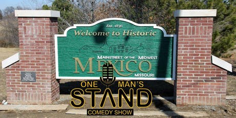 Quevaughn Bryant's One Man's Stand Comedy Show! - Mexico, MO tickets