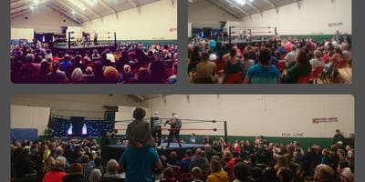Wrestle Island ... The Christmas Invasion