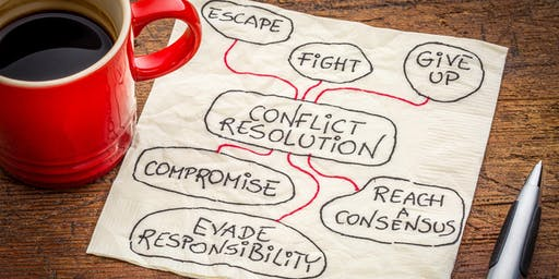 Conflict Resolution and Meditation