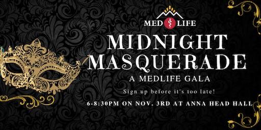 Midnight Masquerade: A MEDLIFE Gala