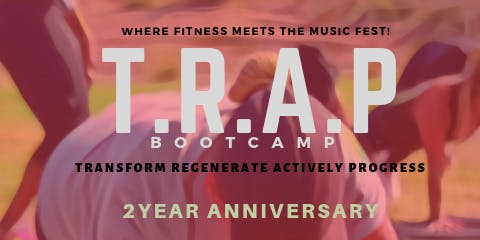 Trap Bootcamp-2 Year Anniversary Fall Fitness Party