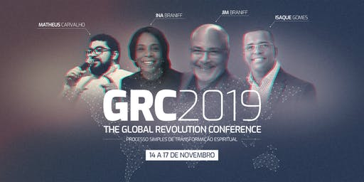 The Global Revolution Conference 2019