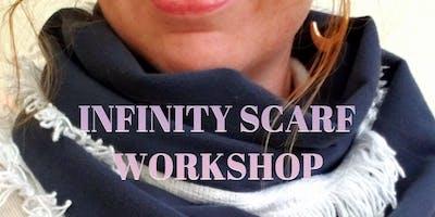 Infinity Scarf Workshop at Timberyard!