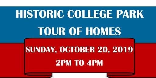 Historic College Park Home Tour
