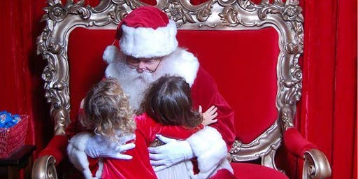 The Gayle Cronin Foundation 7tIh Annual VIP Santa Photo Fundraiser