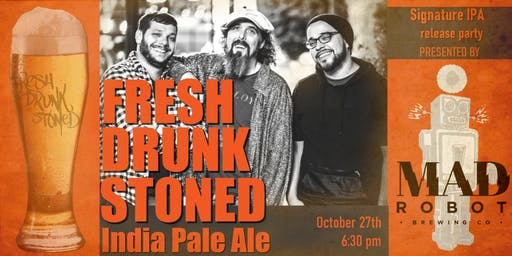 FREE TICKETS | MAD ROBOT BREWING CO | 10/27 | BEER RELEASE | COMEDY SHOW
