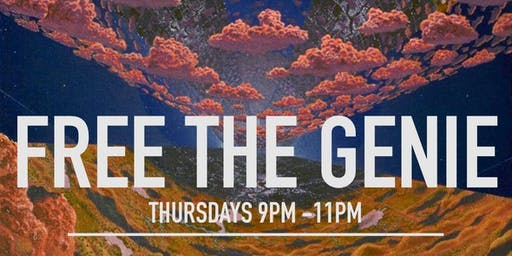 Free the Genie live @ The Cambus Wallace!