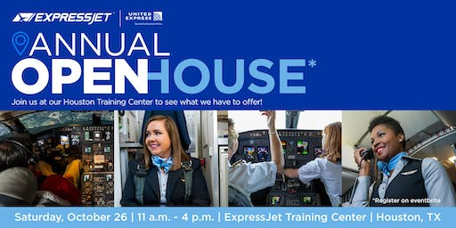 ExpressJet Airlines Open House