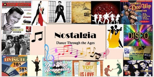 Nostalgia - A Dinner Dance thru the Ages