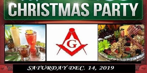 South Griffin Lodge #697 Annual Christmas Party