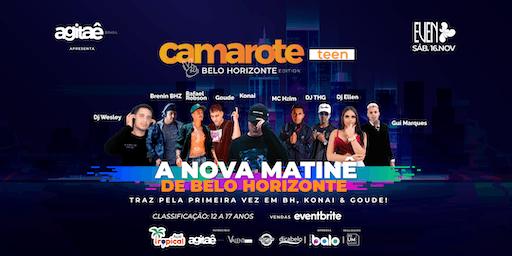 Camarote Teen - Belo Horizonte