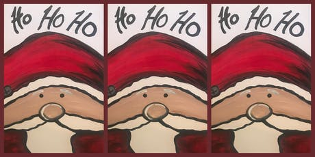 Santa Claus Painting Workshop with Ashley Craft tickets
