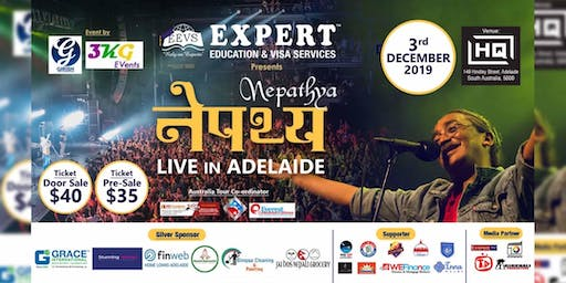 Nepathya live in Adelaide