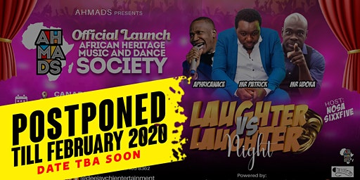 Official Launch African Heritage Music And Dance Society