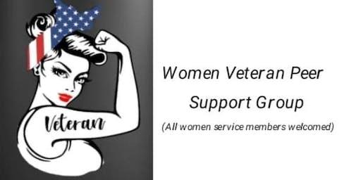 Women Veterans Peer Support Meeting