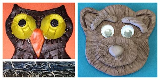 Canvas & Clay Homeschool Weekly Class (5-12 Years)