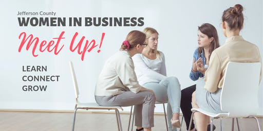 Meet-Up: Women in Business: Owners, Managers, Leaders