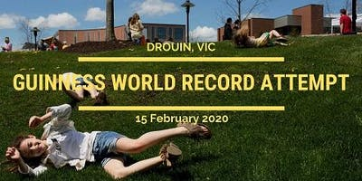 Guinness World Record Drouin 2020