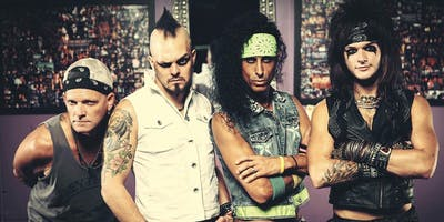 Velcro Pygmies Back at The County Club 11/30