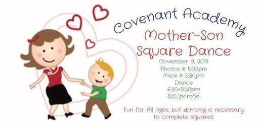 Mother-Son Square Dance