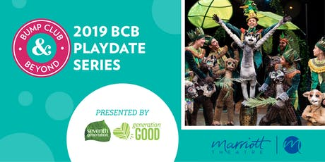 FREE BCB Mom & Me Date at The Marriott Theatre Presented by Seventh Generation (Lincolnshire, IL) tickets