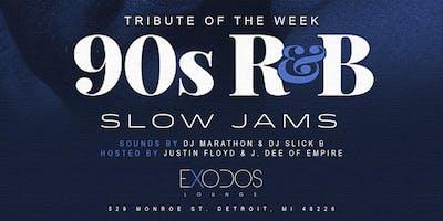 Quiet Storm Tuesday's: 90's R&B Slow Jams
