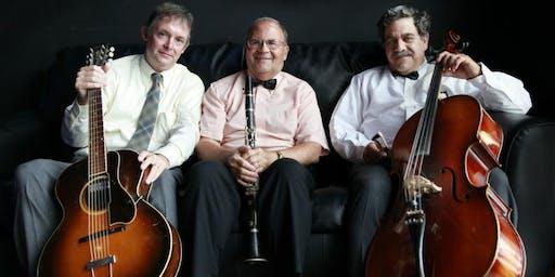 Blacksmith Shop Concerts: The Royal Garden Trio