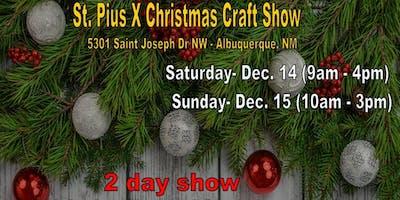St Pius X - Christmas Craft Show