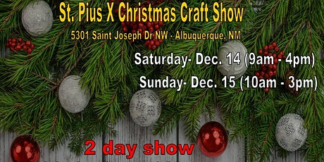 St Pius X - Christmas Craft Show tickets