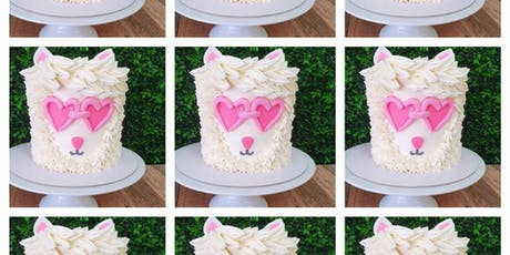 """Hipster Llama 5"""" Mini Cake - Perfect for Parents and Children tickets"""