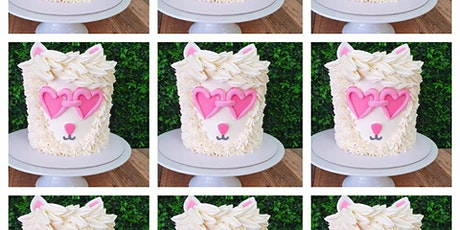 "Hipster Llama 5"" Mini Cake - Perfect for Parents and Children tickets"