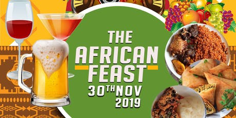 The African Feast tickets