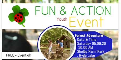 Fun & Action Youth Event tickets