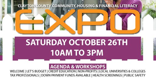 Clayton County Housing and Financial Literacy Expo