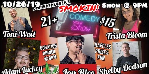 Cloneapalooza's SMOKIN' Comedy Show